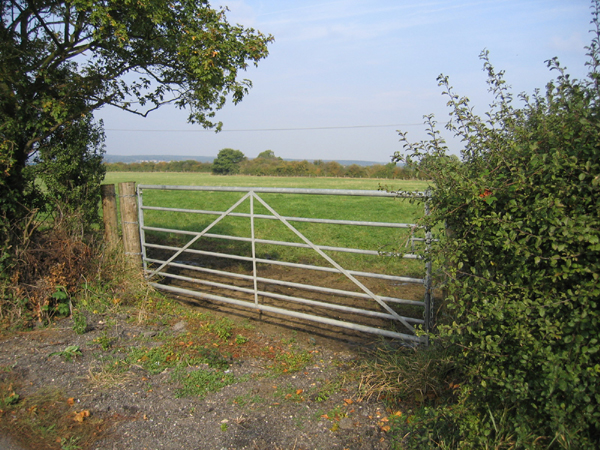 View N from Greenfield Road, Pulloxhill, Beds