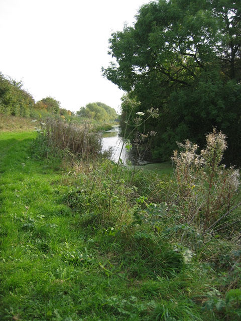 Grantham Canal near Bottesford, Leicestershire