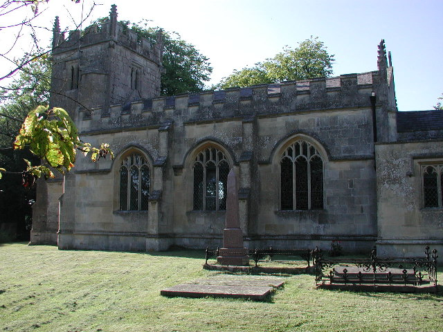 STANTON ST BERNARD (Wiltshire)
