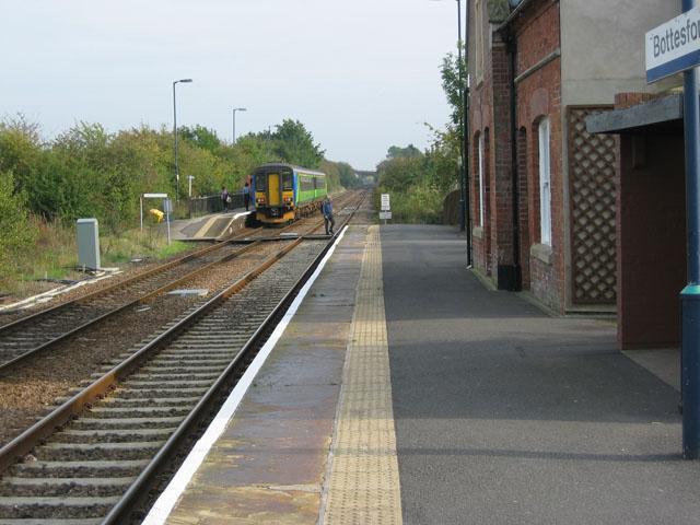 Bottesford Station