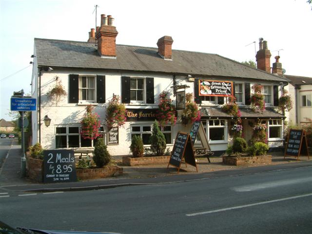 The Farrier's Arms, Spencers Wood