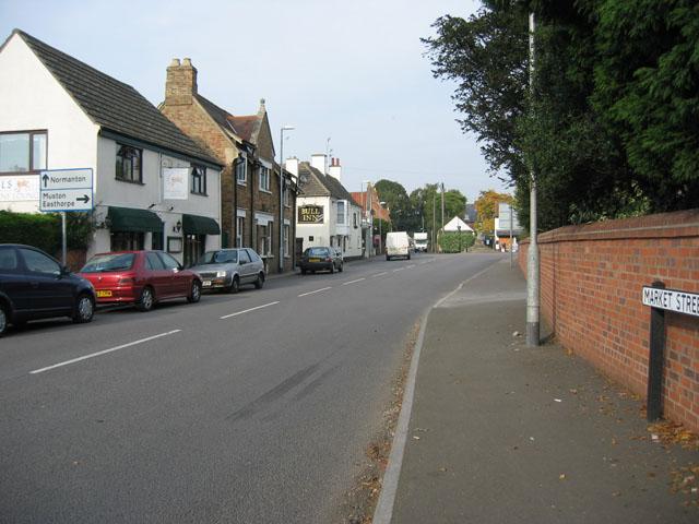 Market Street, Bottesford