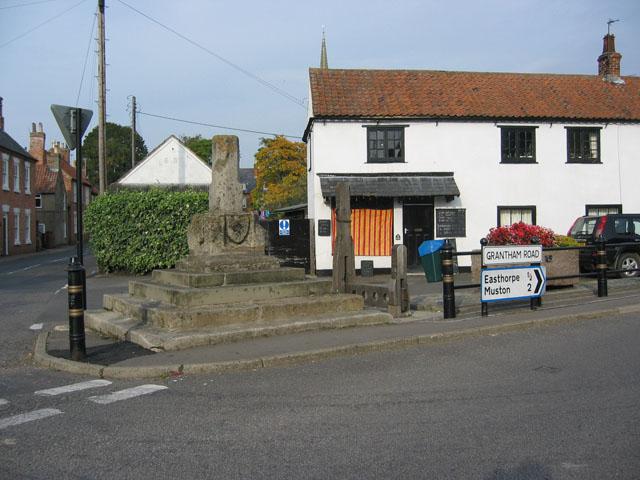 Market Cross, Bottesford