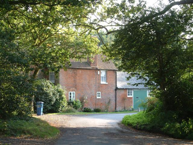 The Malthouse, Heckfield