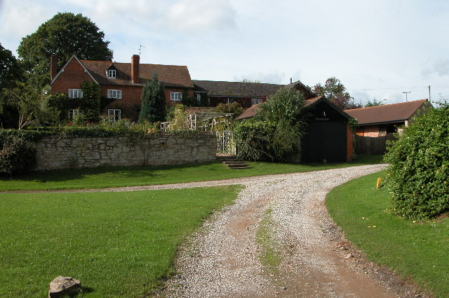 Lower Bouldson Farm, Newent