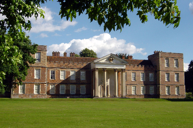 The Vyne, 16th century house and estate