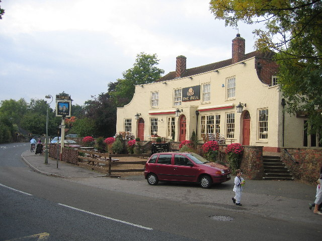The Bell, Fetcham