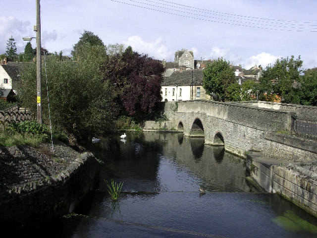 St John's Bridge over River Avon (Sherston branch) at Malmesbury