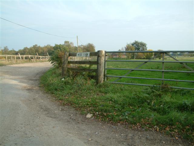 Wood Farm Road