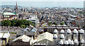 O1333 : Dublin cityscape looking east from the Guinness Building by Crispin Purdye