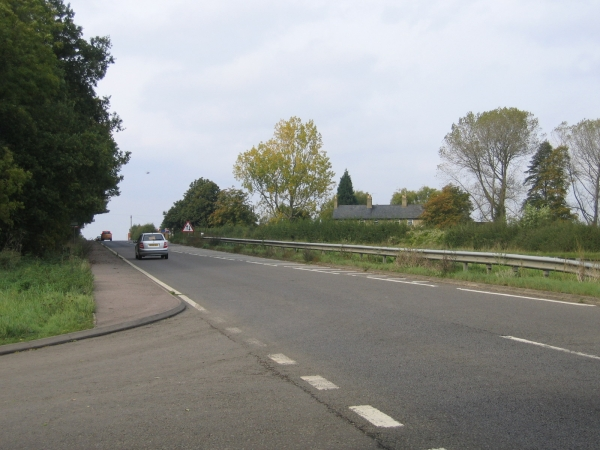 Oxley's Cottages, beside the A6, Haynes, Beds