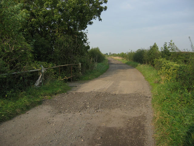 Barkeston Lane, near Redmile