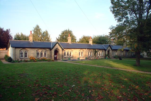 Fulbourn Almshouses