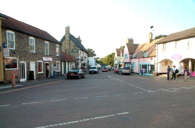 Fulbourn High Street