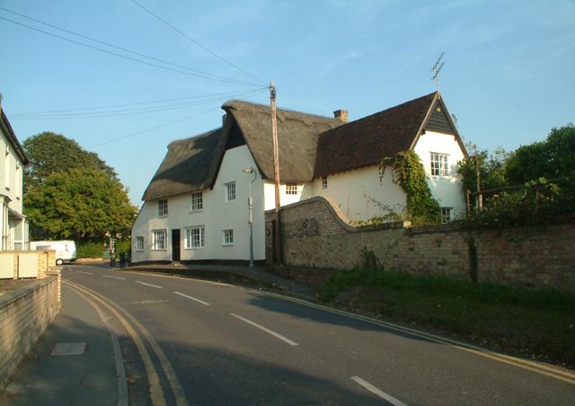 Pierce Lane, Fulbourn