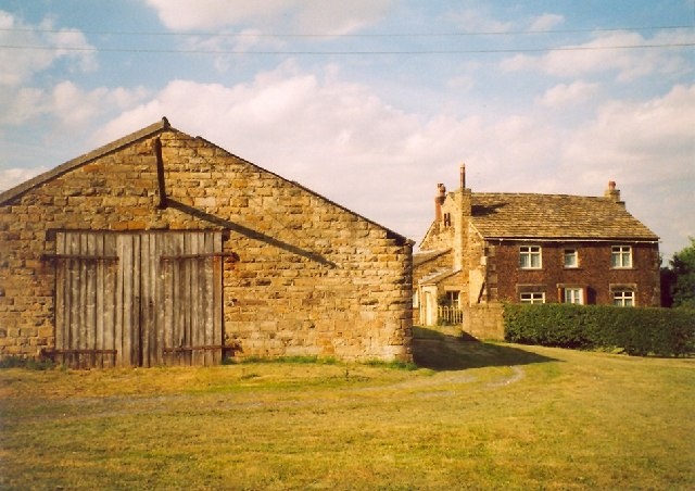 Stocksmoor Farm, Midgley, Sitlington
