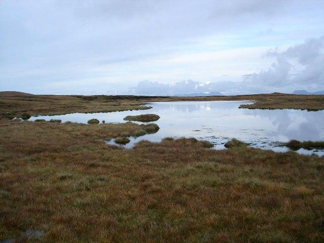 Loch na Cloiche Gile