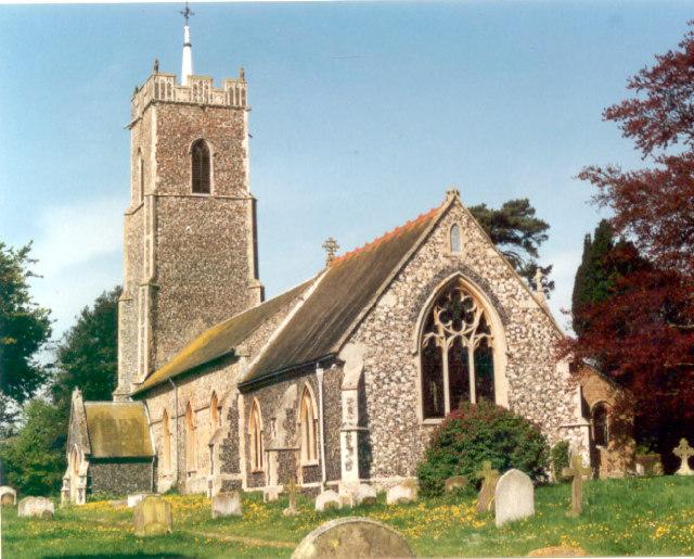 St John the Baptist Church, Campsea Ashe