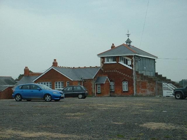 Tweseldown Racecourse Buildings
