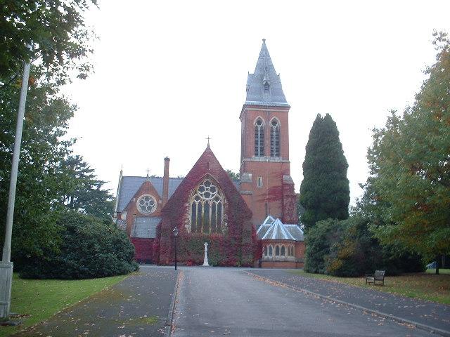 The Garrison Church of All Saints, Aldershot