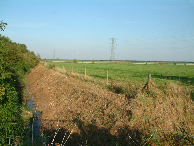 Caudle Ditch, Teversham