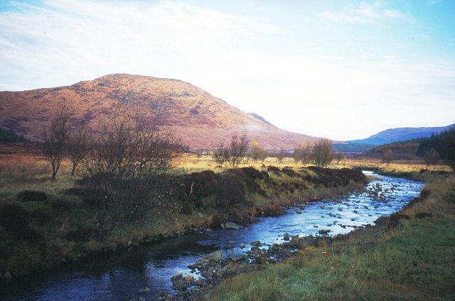 White Laggan Burn