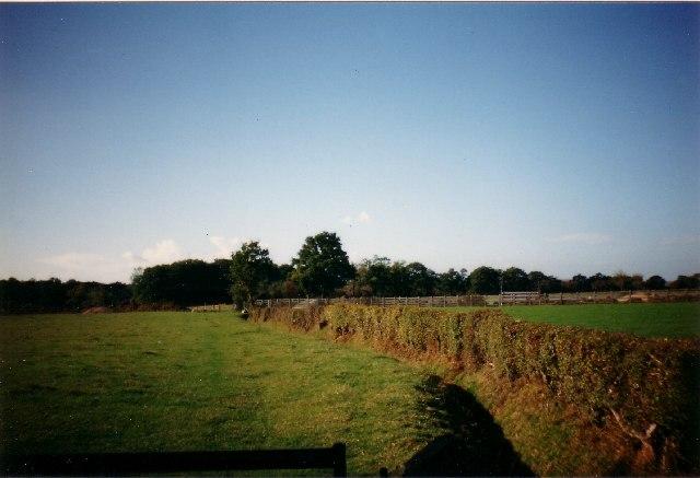 Farmland at Parbrook, Billingshurst