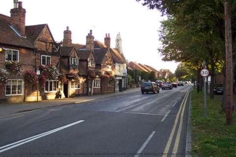 Ripley High Street