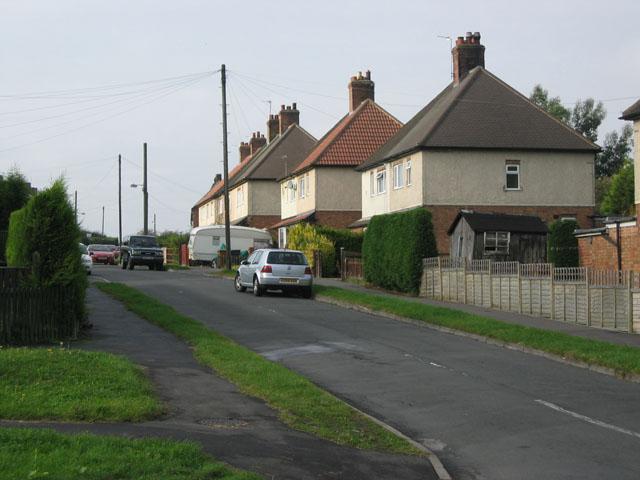 Coronation Avenue, Long Clawson