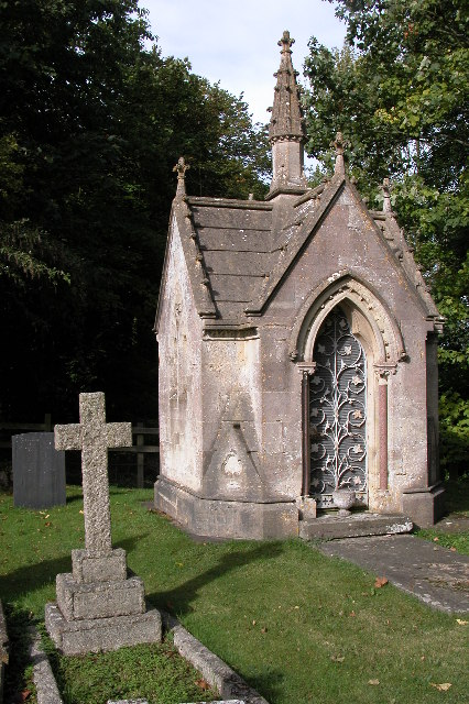 Holy Trinity Church Mausoleum, Tibberton