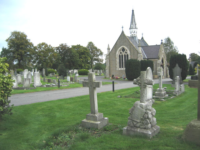 Thorpe Road Cemetery, Melton Mowbray