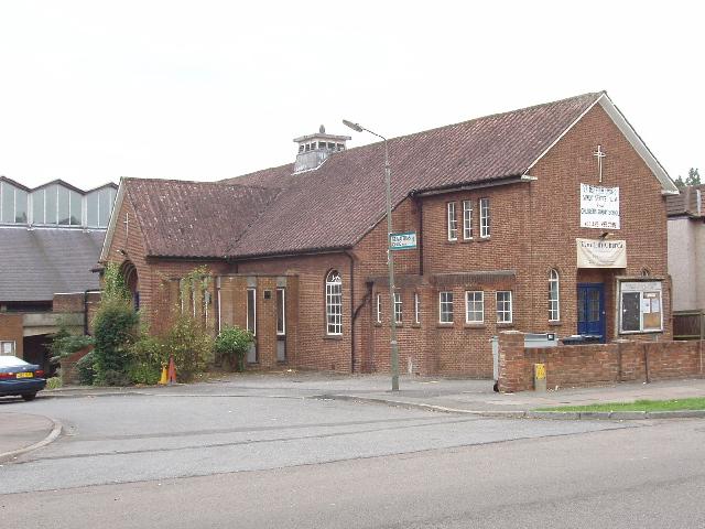 St Matthias Church, Colindale