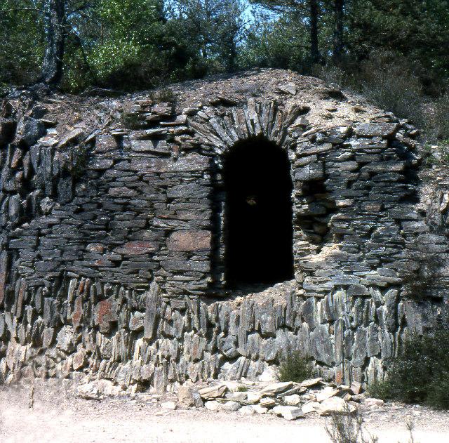 Portal, Wheal Maria, Grenofen 1978