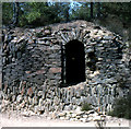 SX4173 : Portal, Wheal Maria, Grenofen 1978 by Crispin Purdye