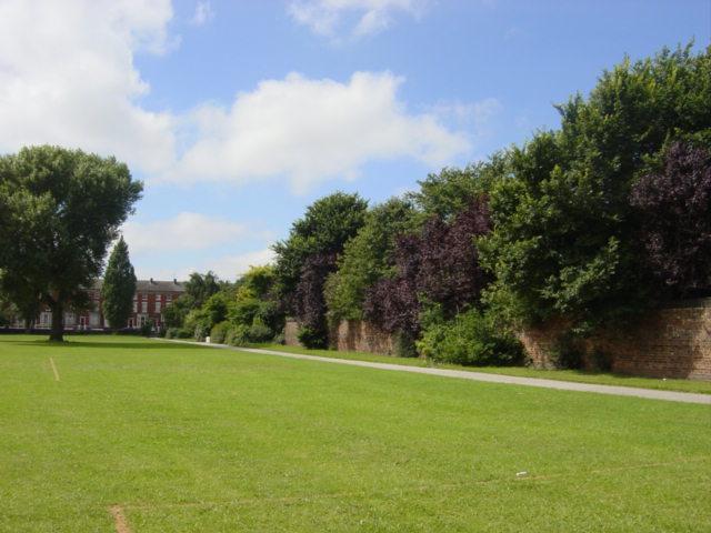 Botanic Garden and Wavertree Park