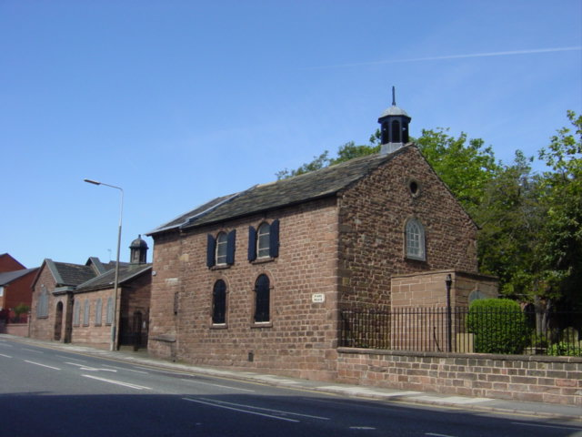 The Ancient Chapel of Toxteth