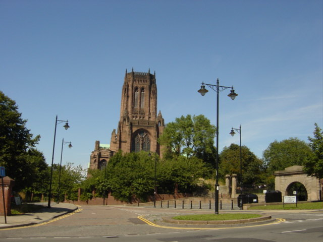 St James' Mount Gardens and Anglican Cathedral