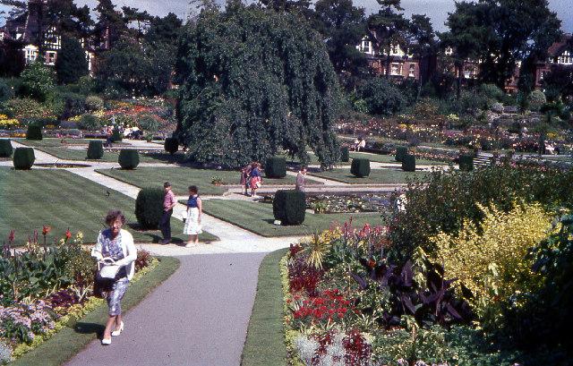 Kingsnorth Gardens Folkestone 1963