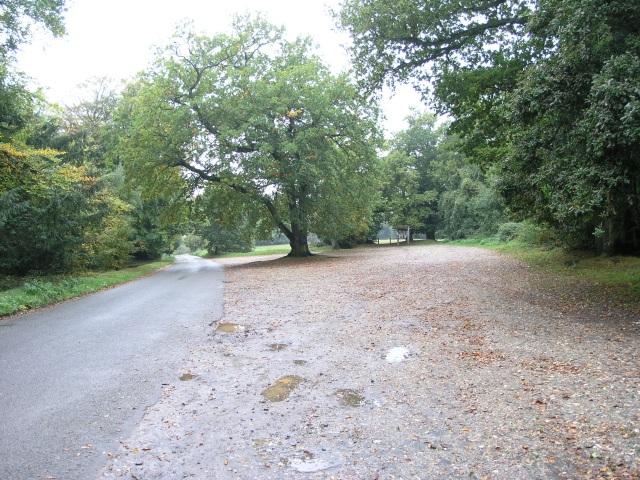 Box Hill National Trust car park