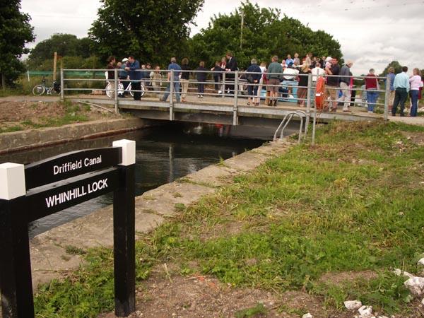 Whinhill Lock