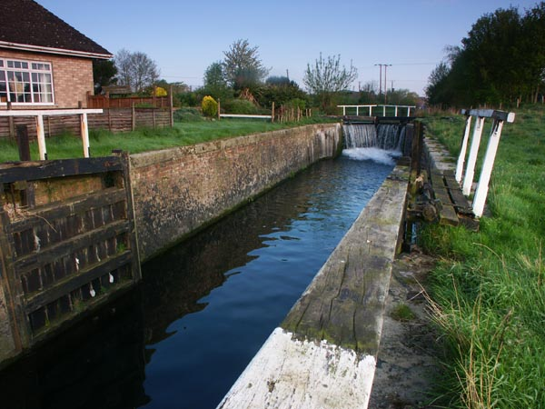 Driffled Town Lock