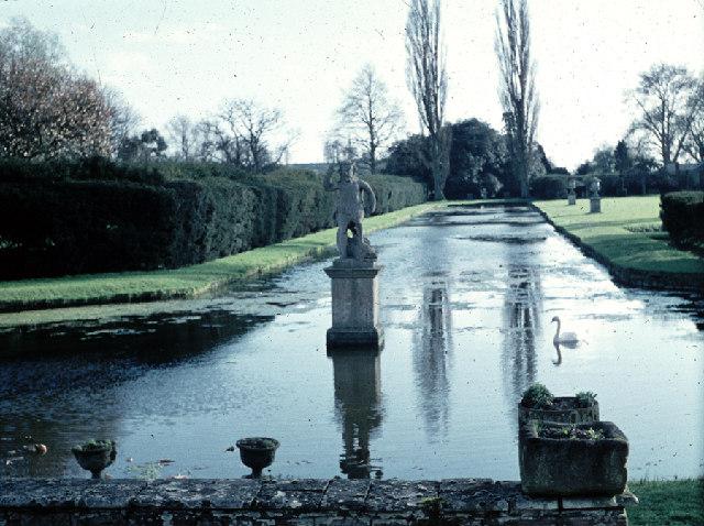 Westbury Court Water Garden 1959