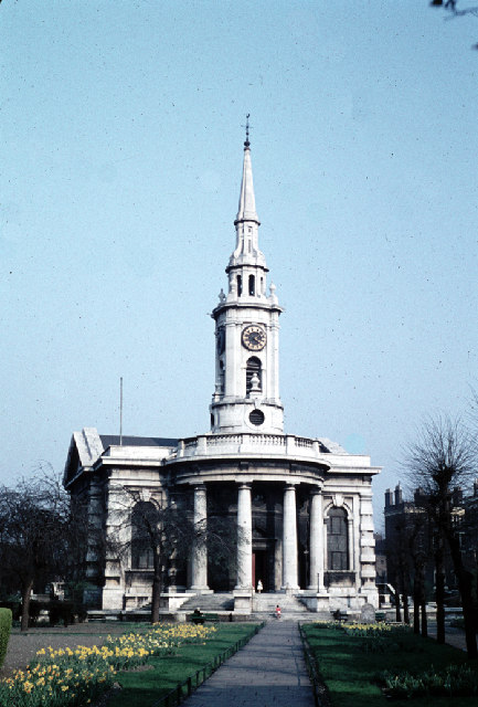 Church of St. Paul, Deptford