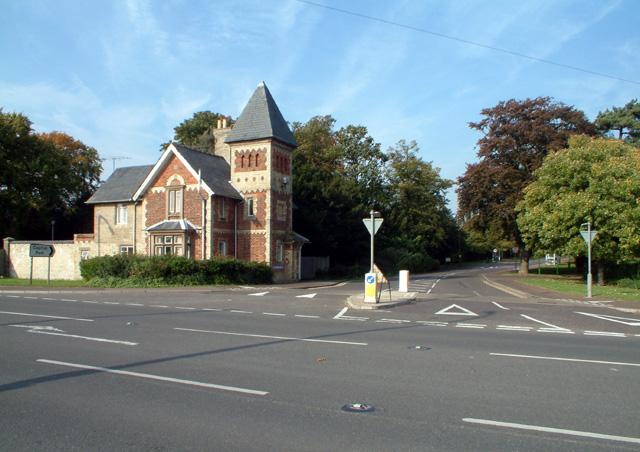 Fulbourn Mental Hospital Gatehouse
