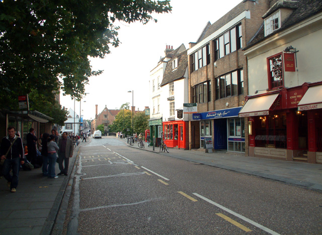Bridge Street, Cambridge