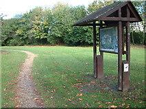 SZ0995 : Stour Valley Nature Reserve by Stuart Buchan