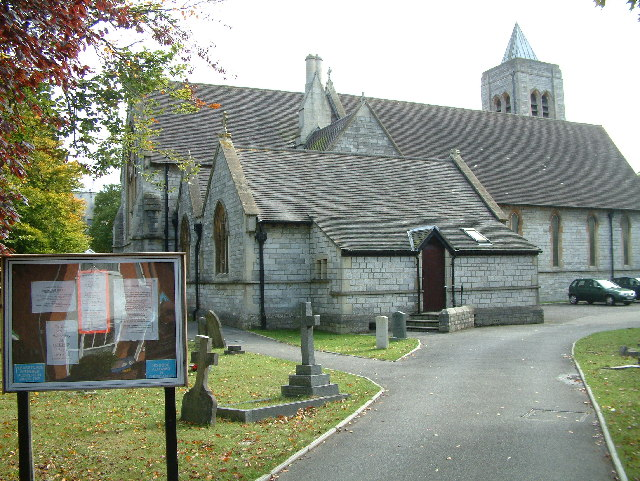 Church, Moordown