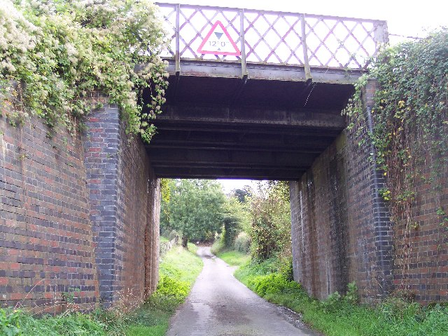 Far Stanley Railway Bridge