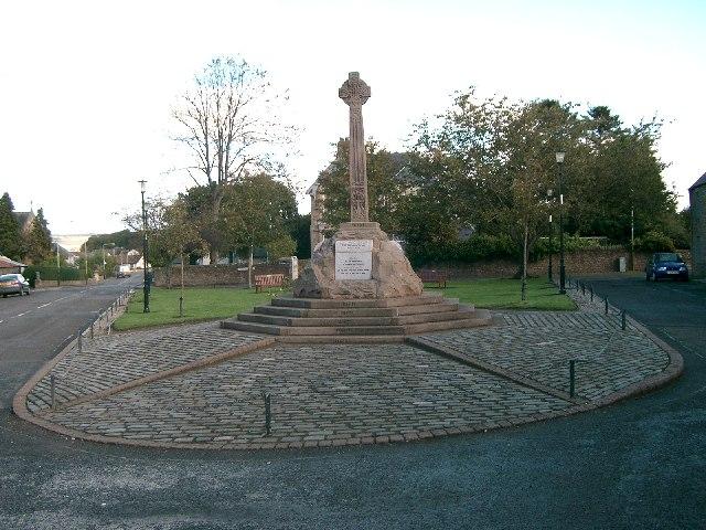 Dunning War Memorial