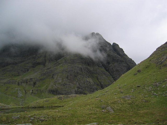 Bla Bheinn - South Eastern Face